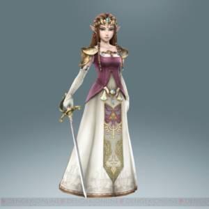 ブレスオブザワイルド ゼルダ姫 トワイライトプリンセス